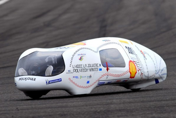 Microjoule 3 aventure Michelin Clermont-Ferrand