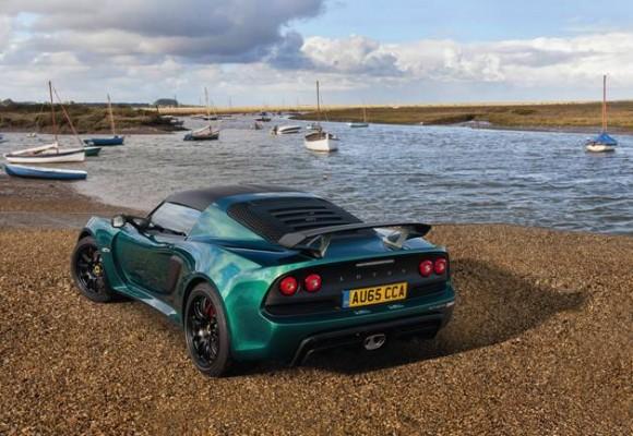 Nouvelle Lotus Exige Sport 350