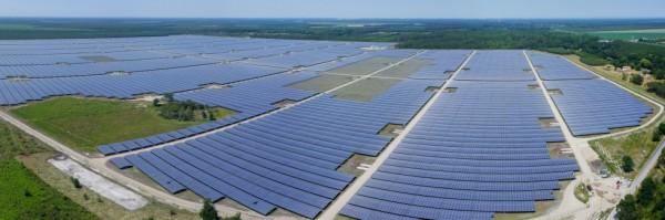 Parc photovoltaïque de Cestas