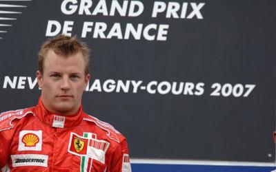 Retour F1 Magny Cours 2017