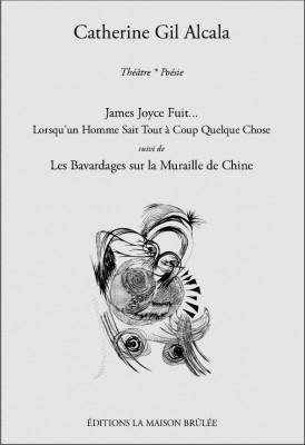 James Joyce Fuit... suivi de Les Bavardages sur la Muraille de Chine aux Editions La Maison Brûlée