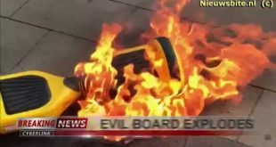 hoverboard chinois danger explosion incendie aliexpress alibaba