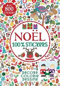noel-100-pour-cent-stickers-larousse