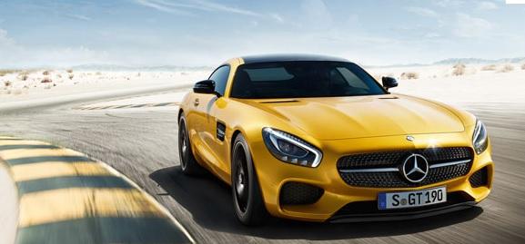 voiture 2016- Mercedes-AMG GT