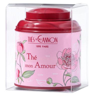 « Thé Mon Amour » de George Cannon pour la St-Valentin