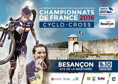 Championnats de France cyclo-cross 2016
