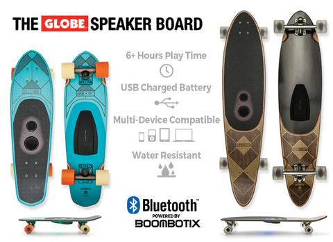 Le Globe Speaker Board