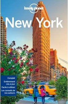Lonely planet : New York