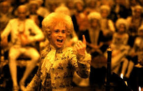 Photo issue du film Amadeus