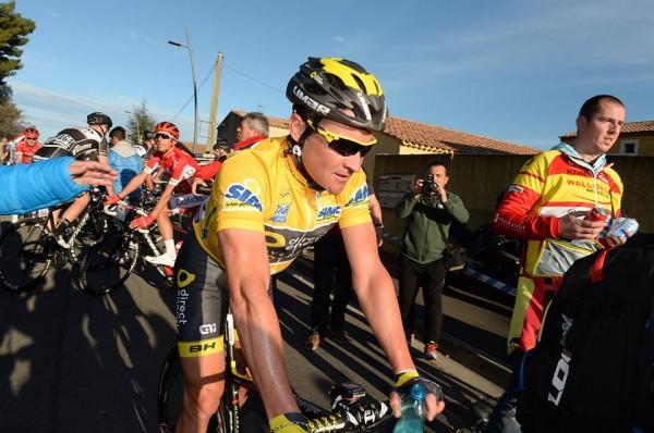 Thomas Voeckler vainqueur du Tour de la Provence
