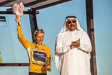 Trixi WORRACK (Crédit : Qatar Cycling Federation/Paumer/Kåre Dehlie Thorstad)