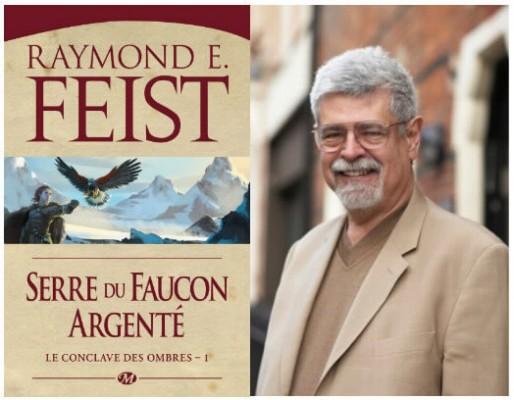 serre-du-faucon-argenté-raymond-feist
