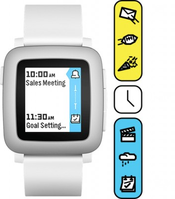 Pebble Time, 249 €