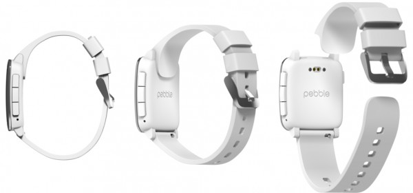 Time Pebble Steel, the connected watch that other competition