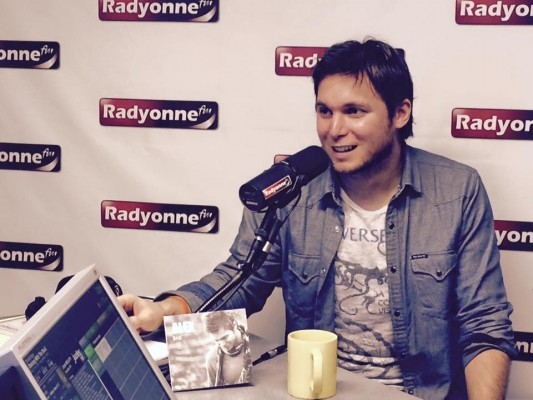 Alex passage radio sur Radyonne