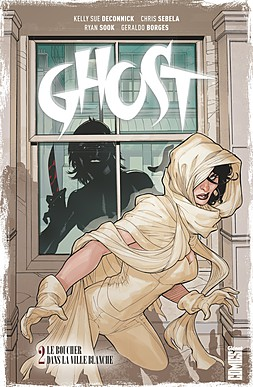 Ghost T2 ©GlénatComics