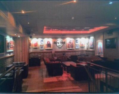 Le Zeppelin Lounge