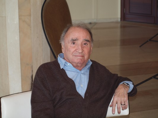 Interview Claude Brasseur Monaco