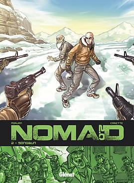 Nomad 2.0 C2T2 ©Éd.Glénat