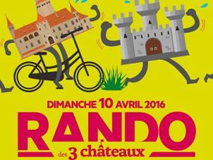 Rando 3 châteaux 2016