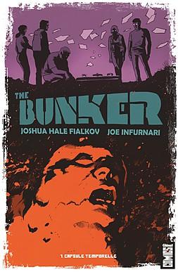 The Bunker ©Éd.Glénat Comics