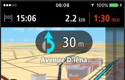 TomTom lance l'app TomTom GO Mobile pour iPhone
