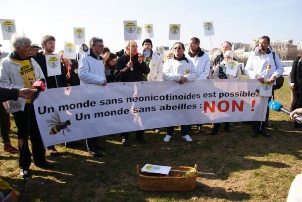 UNAF et ONG devant l'assemblée nationale