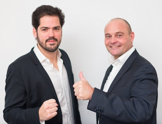 Vincent Guérin et Julien Mirabel pronostip