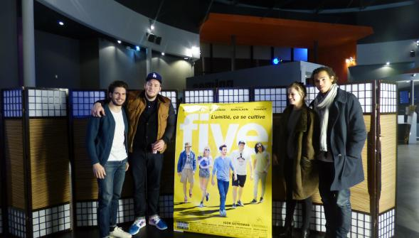 equipe Film Five