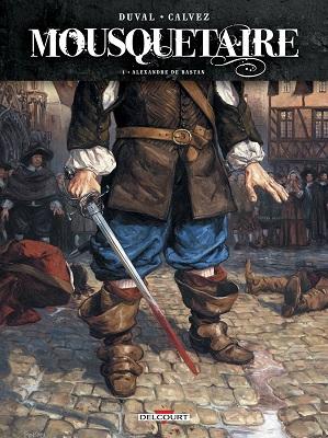 Musketeer, Volume 1, Alexander De Bastan