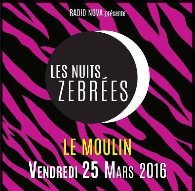 Nuits Zébrées de Radio Nova