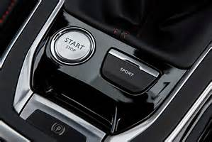 308 GTI bouton Sport