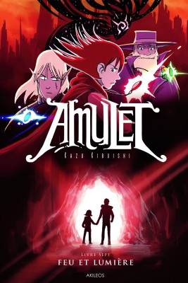 Amulet T7 © Éd.Akiléos