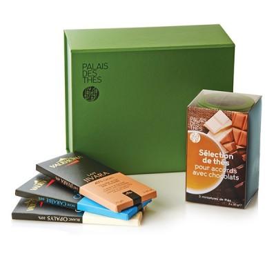 Palais des Thés  Osez l'association gourmande du thé et du chocolat 001