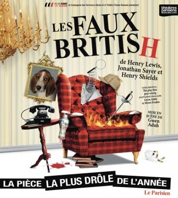 Faux British