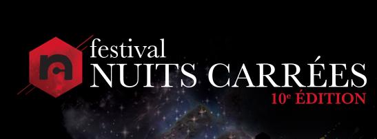 Festival Nuits Carrées
