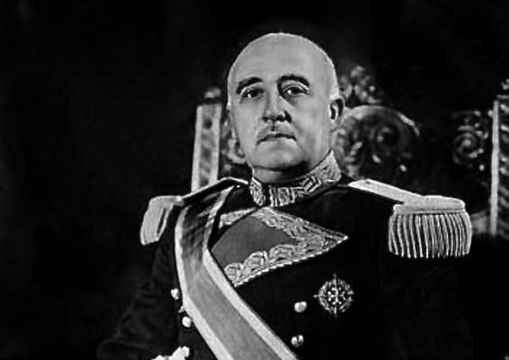 La dictature Espagnole