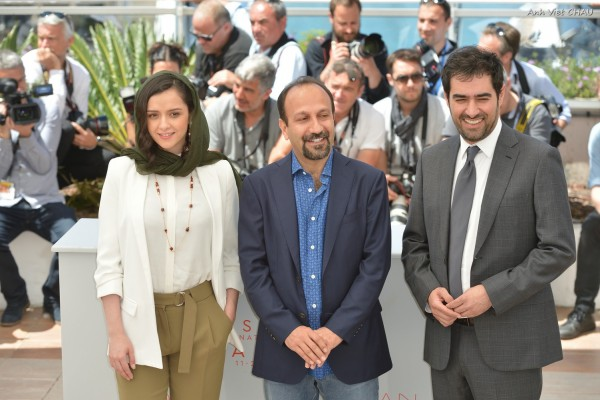 Asghar Farhadi CANNES 2016