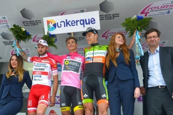 Bryan Coquard vainqueur des 4 Jours de Dunkerque