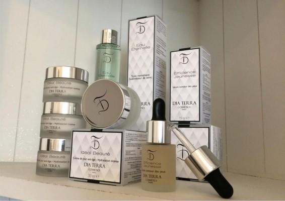 Dia Terra gamme de soins cosmétiques 100% naturels 001
