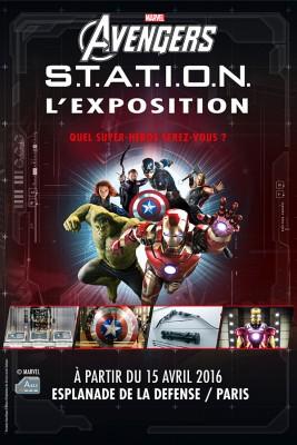 Expo Avengers STATION