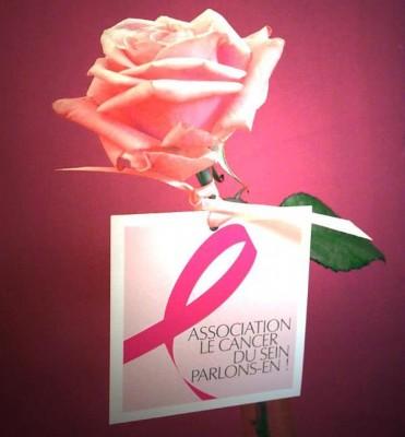 Le cancer du sein, parlons-en !