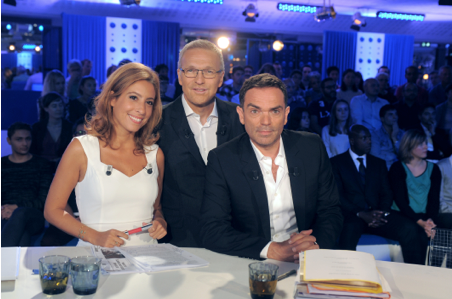 On N'est Pas Couché au Festival de Cannes