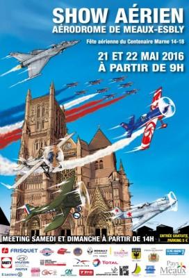 Show Aérien Aérodrome Meaux-Esbly
