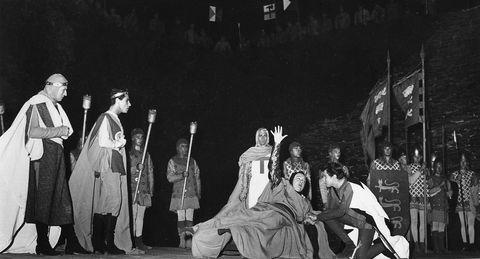 Le roi jean, 1952