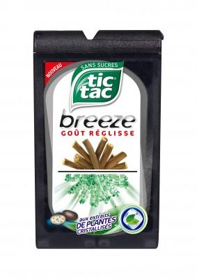 Tic Tac Breeze-Réglisse