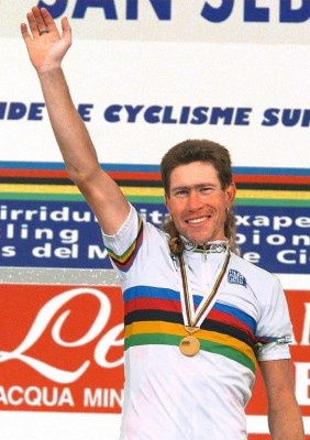 Laurent Brochard Champion du Monde 1997