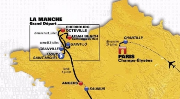 Le Tour de France s'expose en Anjou