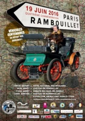 Paris Rambouillet aff