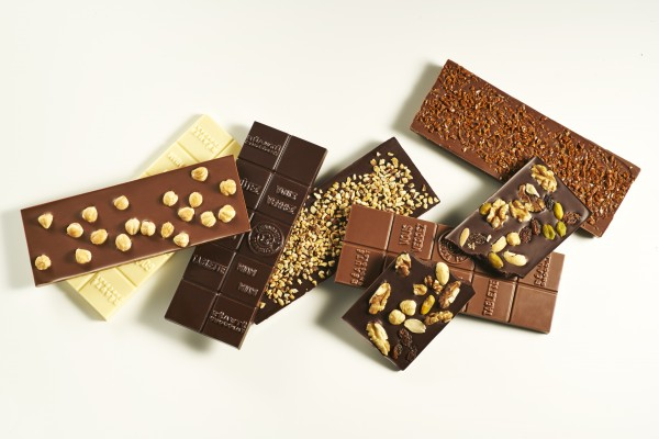 Chocolats RÉAUTÉ 16 nouvelles tablettes gourmandes 001